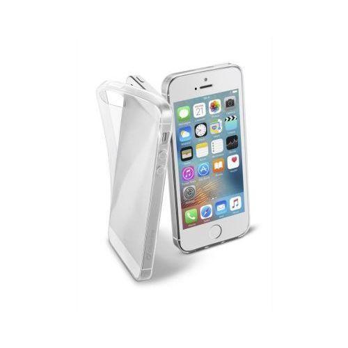 fine do iphone 5/5s/se przezroczysty marki Cellular line