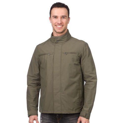 Geox kurtka męska 56 khaki, kolor zielony
