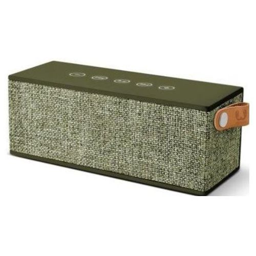 Fresh n rebel Głośnik bluetooth rockbox brick fabrick edition army