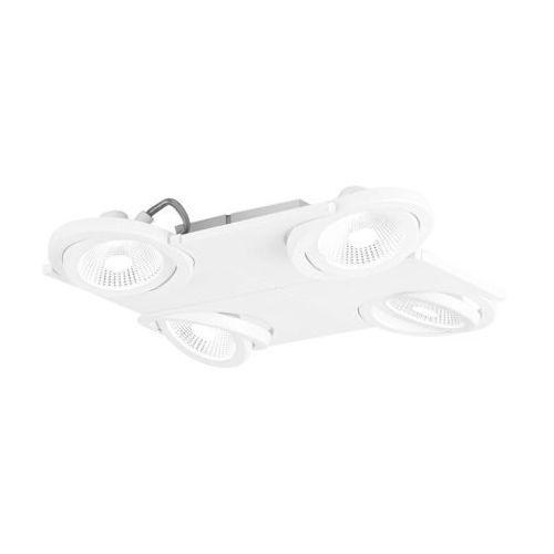 Plafon Eglo Brea 39136 oprawa lampa sufitowa spot 4x5W LED biała (9002759391362)
