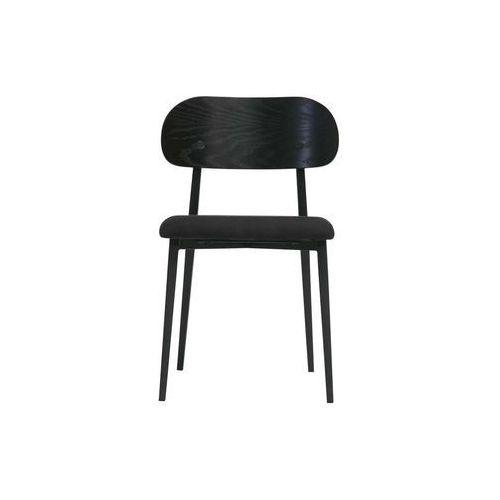 Woood Zestaw 2 krzeseł CLASS czarne 375793-Z (8714713083732)