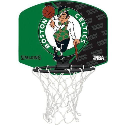 Mini tablica do gry w koszykówkę SPALDING Boston Celtics