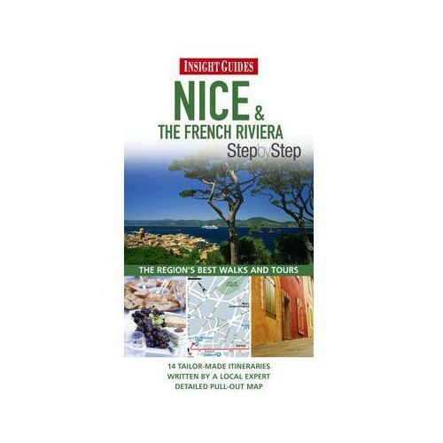 Nicea Riwiera Francuska Insight Guides Nice & the French Riviera Step by Step