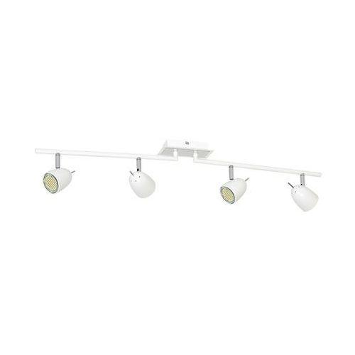 Oświetlenie punktowe olivia 4xgu10/8w/230v marki Luminex