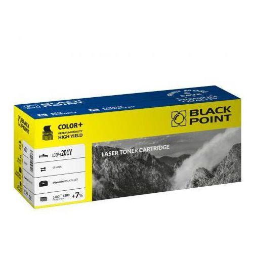 BLACK POINT LCBPH201Y yellow (5907625623810)