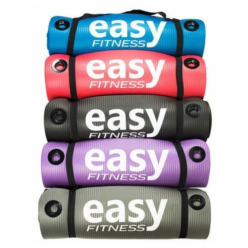 Mata treningowa nbr 140 niebieski marki Easy fitness