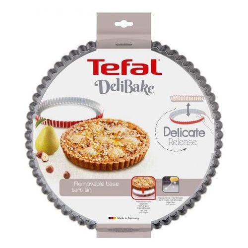 delibake (forma do tarty z wyjmowanym dnem 28cm) marki Tefal