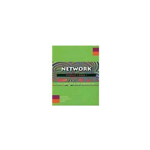 Network 1 Student's Book. Podręcznik, Bowler, Bill / Parminter, Sue