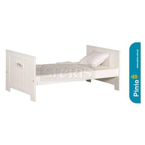 Tapczanik Pinio Blanco 160x70 biały Biały - 002-061-010