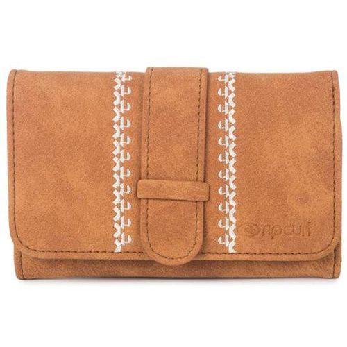 Portfel - hesperia wallet tan (1046) rozmiar: os marki Rip curl