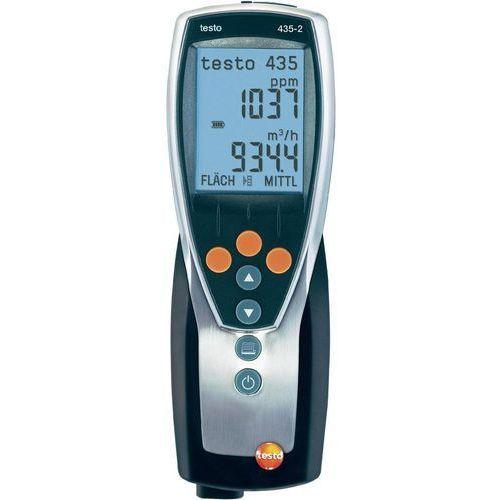Testo Wielofunkcyjne urządzenie pomiarowe  435-2, z zestawem sond pomiarowych (4016138834291)