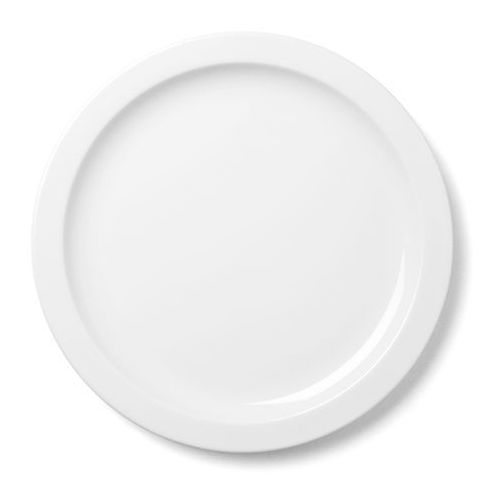 Menu Talerz obiadowy  new norm 28 cm white
