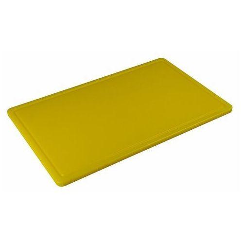 Deska z polietylenu haccp żółta marki Tom-gast
