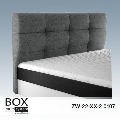 Zagłówek z-22 - multisystem box, wymiar - 90x200, wersja - zs-gr.5 - salon firmowy , marki M&k foam koło