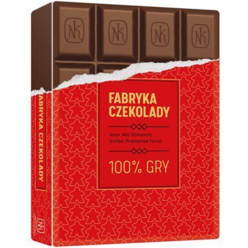 Gra fabryka czekolady - darmowa dostawa od 250 zł!! marki Nasza księgarnia