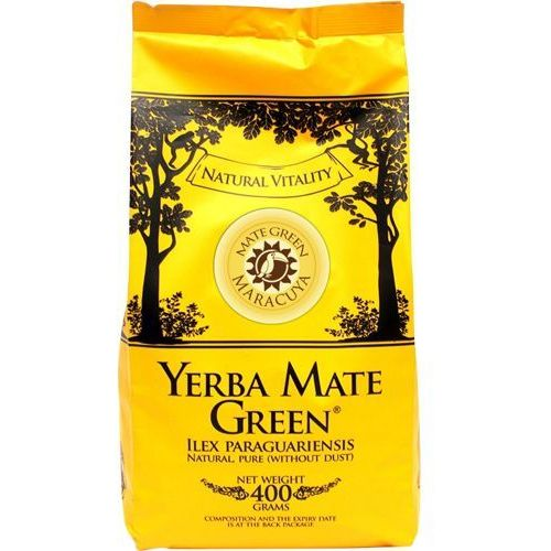 Mate green Yerba marakuja 0,4 kg (5906735481693)