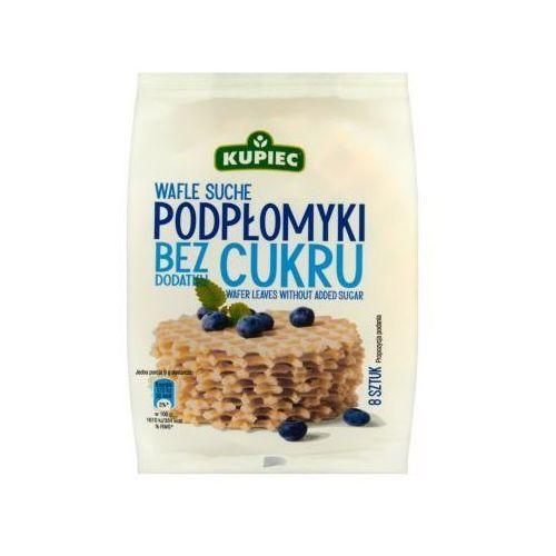 Wafle suche Podpłomyki bez dodatku cukru 72 g (8 sztuk) Kupiec
