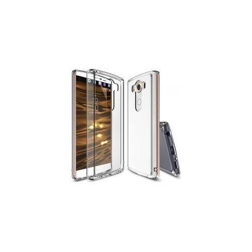 Etui Rearth Ringke Fusion LG V10 - Przezroczysty - sprawdź w wybranym sklepie
