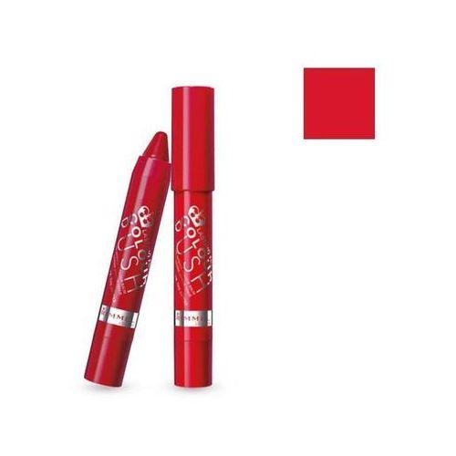 Rimmel lasting finish colour rush balm pomadka do ust w kredce 500 the redder the better 2,5g (3607348809905)