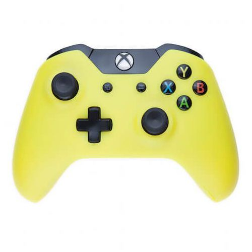 Custom controllers  xbox one controller - gloss yellow