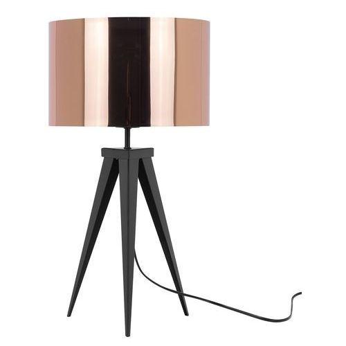 Lampa stołowa miedziana 55 cm stiletto marki Beliani