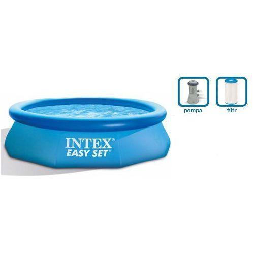 Intex Basen rozporowy 305x76cm 3w1+super pompa  28120