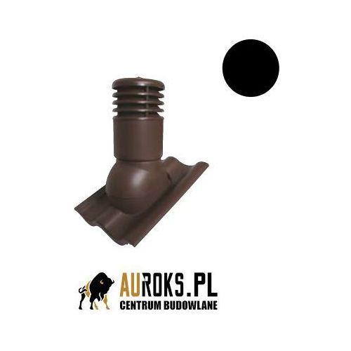 Kominek ocieplony do dachówki betonowej z tworzywa sztucznego pp kdbo 2-2 krono-plast marki Krono - plast