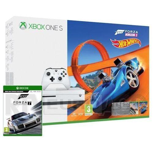 Konsola Microsoft Xbox One S 500GB