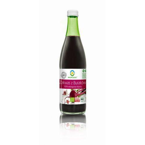 Bio food Zakwas z buraków kiszonych bio 500 ml - (5902693122012)