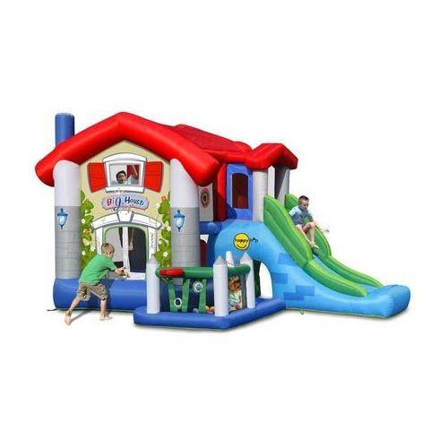 Dmuchany plac zabaw BIG HOUSE. Najniższe ceny, najlepsze promocje w sklepach, opinie.