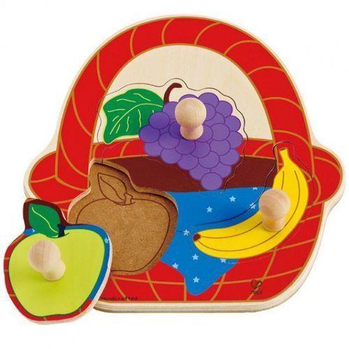 Puzzle Koszyk piknikowych owoców (6943478005532)
