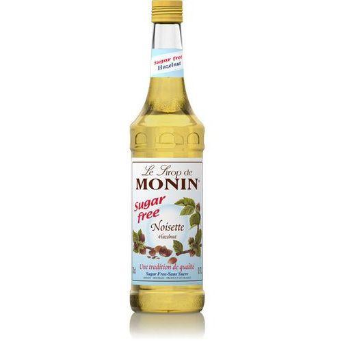Syrop smakowy Monin Hazelnut Sugar Free, orzech bez dodatku cukru 0,7 (3052910041175)