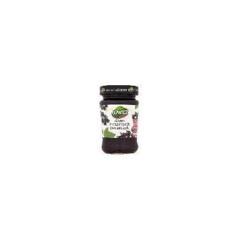 Łowicz Dżem z czarnych porzeczek niskosłodzony 280 g (konfitura)