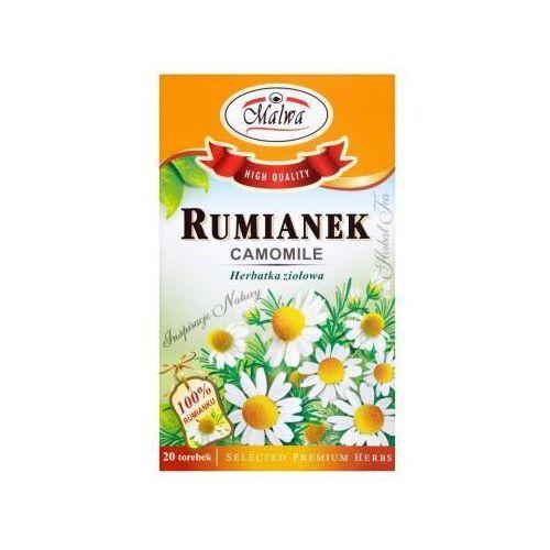 Malwa Herbata ziołowa rumianek ex'20  (5902781000376)