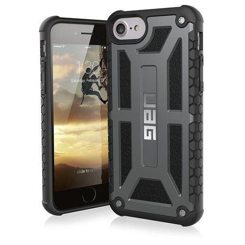 Urban armor gear uag monarch etui pancerne iphone 8 / 7 / 6s / 6 (graphite)