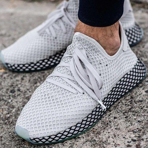 Adidas Deerupt Runner, kolor szary