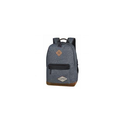 CoolPack Plecak Szkolny Dwukomorowy Scout 26 L, kolor zielony