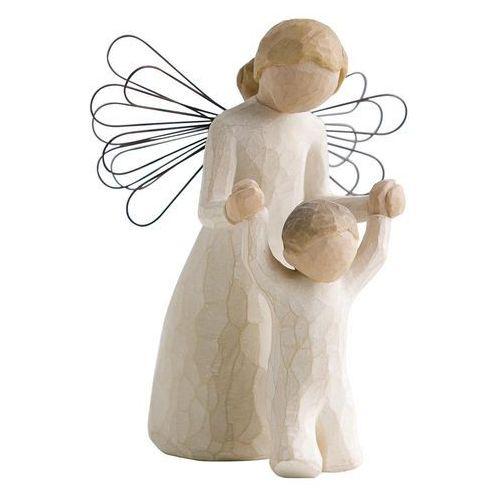 Willow tree Anioł stróż opiekun dziecka guardian angel 26034 susan lordi figurka ozdoba świąteczna