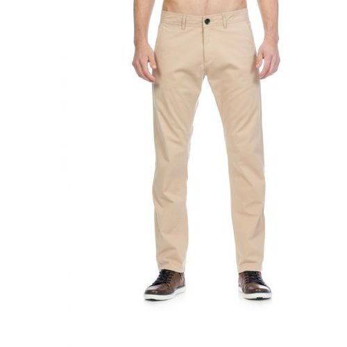Timeout spodnie męskie 50/32 beżowy (8592469952706)
