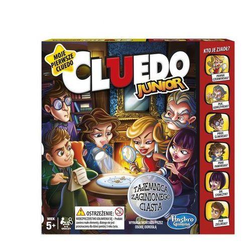 Gra cluedo junior c1 pud marki Hasbro