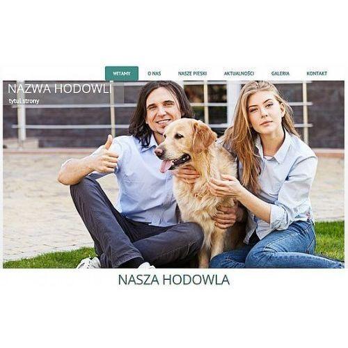Netstar Szablon joomla / wordpress dla hodowli psów sh1d