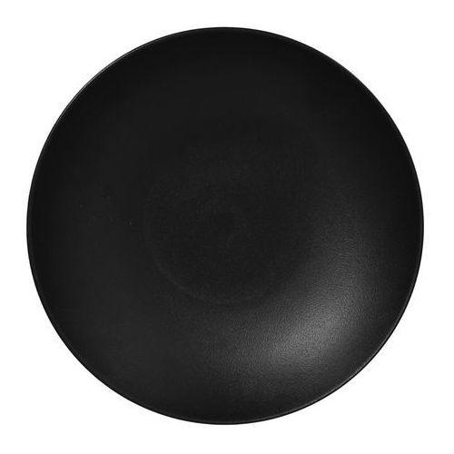 Rak Talerz głęboki nano volcano czarny neofusion