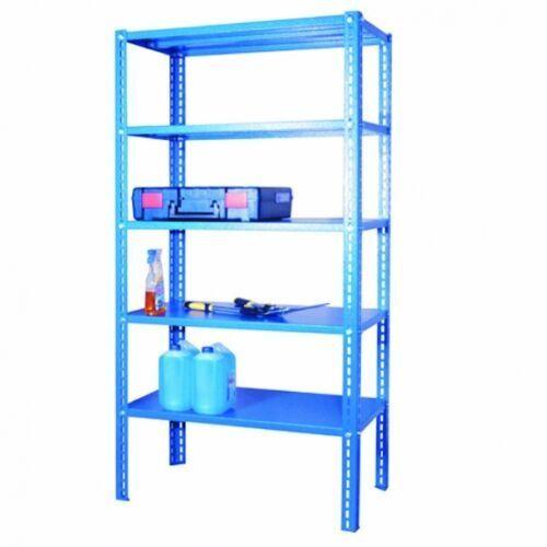 Regał magazynowy 2000x1150x600 - 5 półkowy ciężki R-1-06-05 (5904054401309)