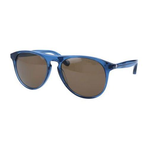 Polaroid Okulary przeciwsłoneczne uniseks - plp0101_l-58