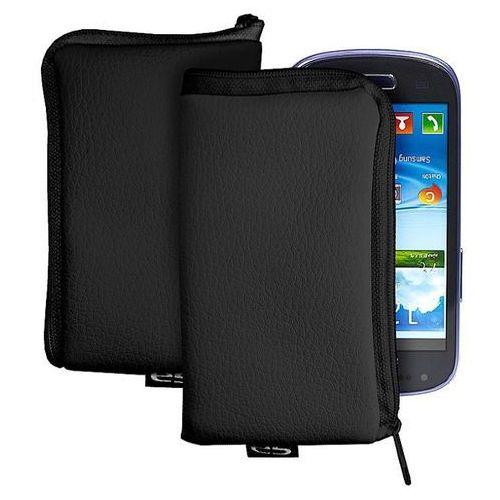 E5 Etui na smartfona Czarne (RE02169XLblack) Darmowy odbiór w 20 miastach!, kup u jednego z partnerów