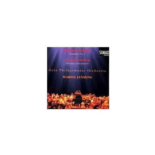 Johannes Brahms: Symphony No. 4 Op. 98 / Joseph Joachim: Ouverture To Heinrich IV Op. 7, PSC1205