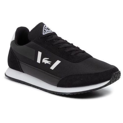 Sneakersy - partner 319 2 sma 7-38sma0004312 blk/wht marki Lacoste