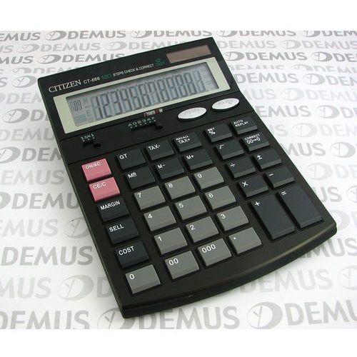 Kalkulator  ct-666 marki Citizen - Dobra cena!