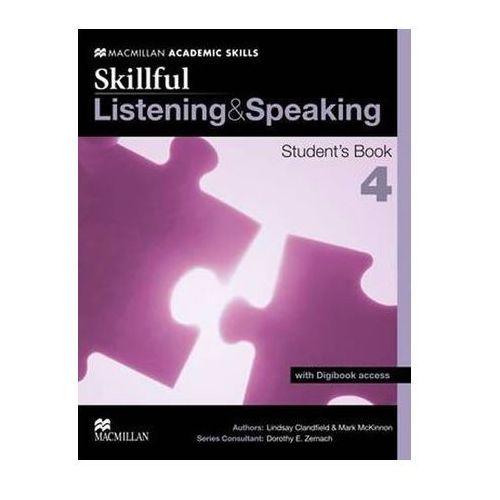 Skillful 4 Listening & Speaking. Podręcznik + Digibook