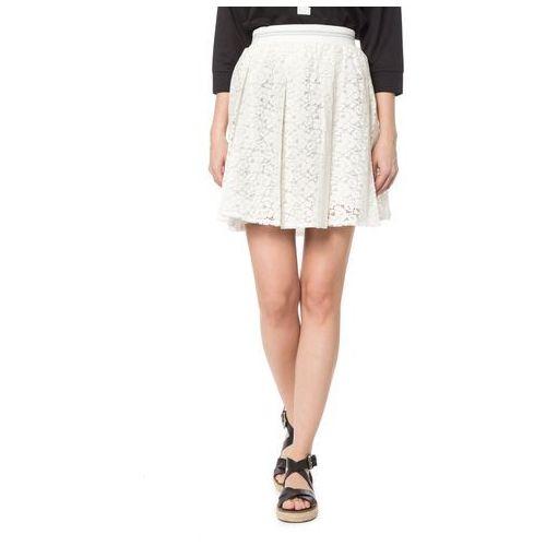 Silvian Heach Alongir Spódnica Biały XXS, kolor biały